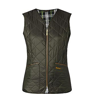 Betty Quilted Gilet
