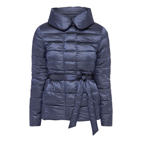 Quilted Short Jacket, ${color}