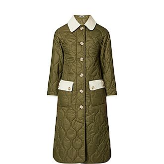 Annie Quilted Coat