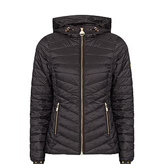 Ringside Quilted Jacket
