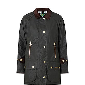 Beaufort Waxed Cotton Jacket