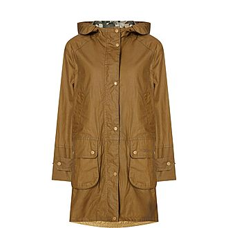 Maddison Wax Jacket