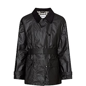 Agatha Wax Jacket