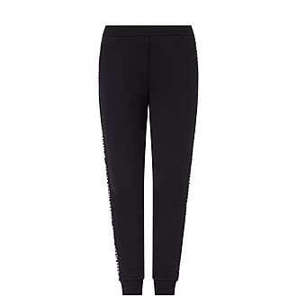 Logo Side Track Trousers