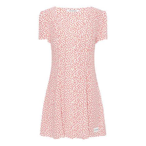Button Down Tea Dress, ${color}