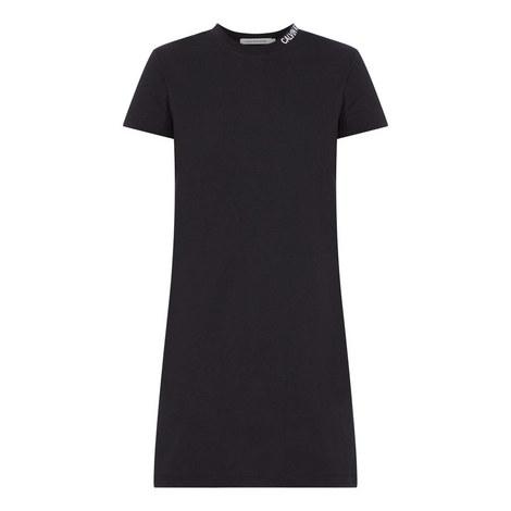 Skater T-Shirt Dress, ${color}