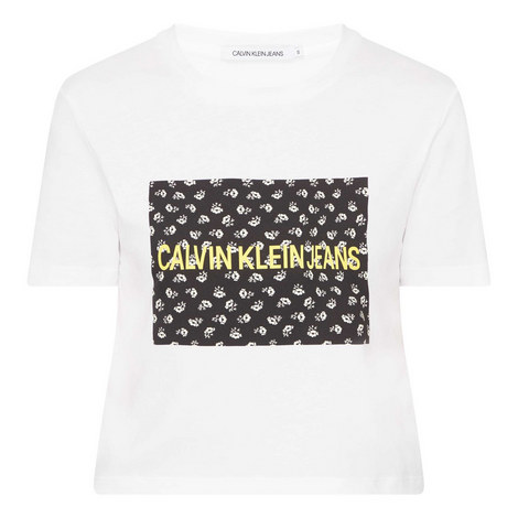 Flower Box Logo T-Shirt, ${color}