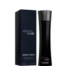 Armani Code Aftershave 100ml