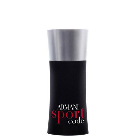 Armani Code Sport Eau De Toilette 50ml, ${color}