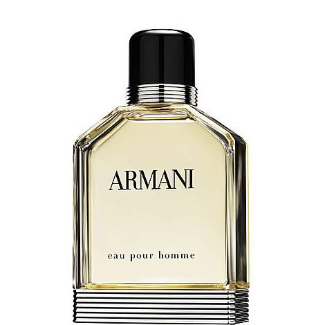 Armani Eau Pour Homme Eau De Toilette 100ml, ${color}