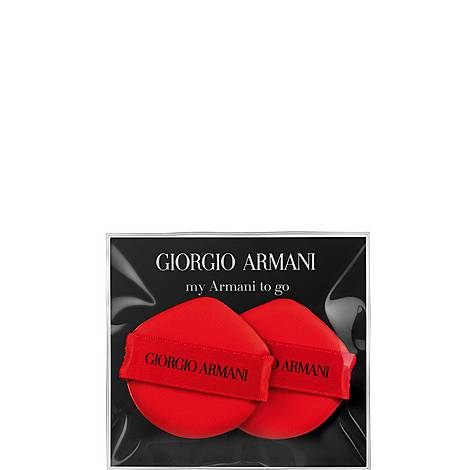 My Armani To Go Cushion Foundation Sponge, ${color}