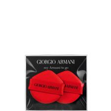 My Armani To Go Cushion Foundation Sponge