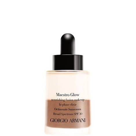 MAESTRO GLOW: Nourishing Fusion Make-Up – Bi-Phase Elixir SPF 30, ${color}