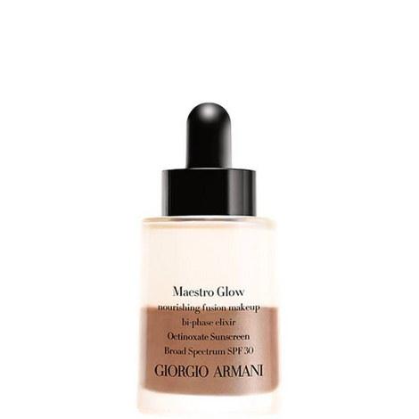 MAESTRO GLOW: Nourishing Fusion Make-Up – Bi-Phase Elixir SPF 30, ${color}