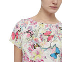 Butterfly Print T-Shirt, ${color}