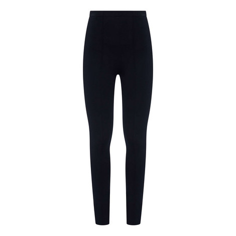 Slim Pull On Leggings, ${color}