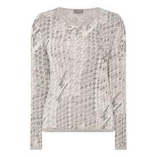 Lurex Knit Sweater