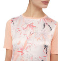 Silk Printed Top, ${color}