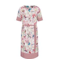 Butterfly Midi Dress