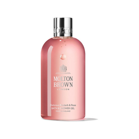 Delicious Rhubarb & Rose - Bath & Shower Gel 300ml, ${color}