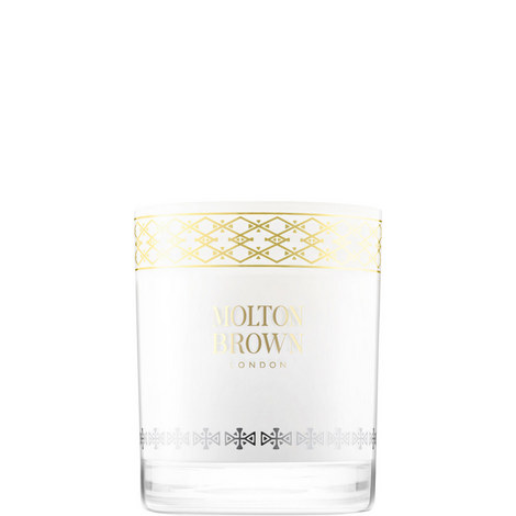 Vintage with Elderflower Single Wick Candle, ${color}
