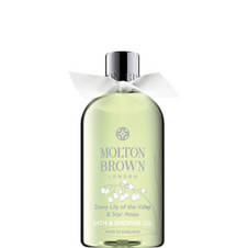 Dewy Lily of the Valley & Star Anise Bath & Shower Gel 300 ml