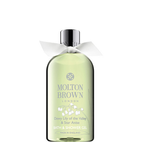 Dewy Lily of the Valley & Star Anise Bath & Shower Gel 300 ml, ${color}