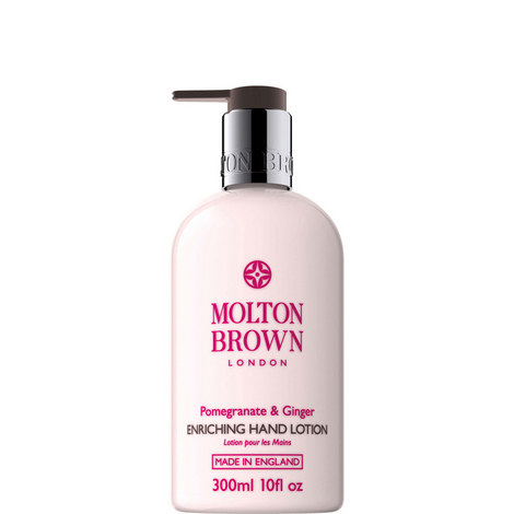 Pomegranate & Ginger Enriching Hand Lotion, ${color}