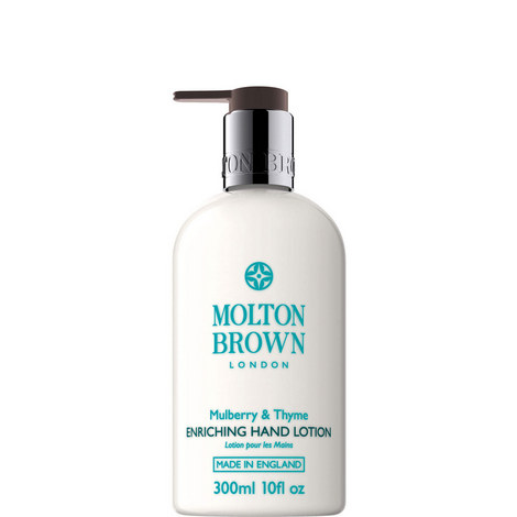 Mulberry & Thyme Enriching Hand Lotion, ${color}
