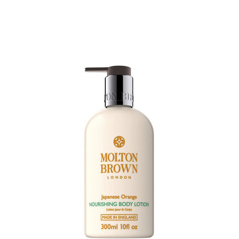Japanese Orange Nourishing Body Lotion 300ml, ${color}