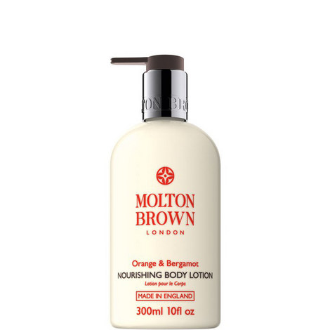 Orange & Bergamot Nourishing Body Lotion 300ml, ${color}