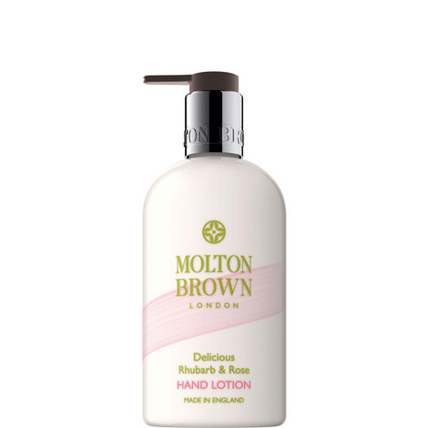 Rhubarb & Rose Hand Lotion, ${color}