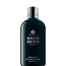 Russian Leather Bath & Shower Gel 300ml
