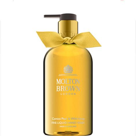 Comice Pear & Wild Honey Fine Liquid Hand Wash 300ml, ${color}
