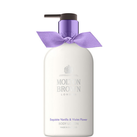 Exquisite Vanilla & Violet Flower Body Lotion 300ml, ${color}