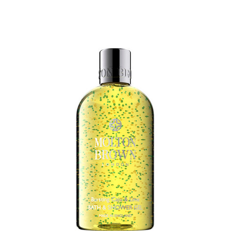 Bursting Caju & Lime Bath & Shower Gel 300ml, ${color}