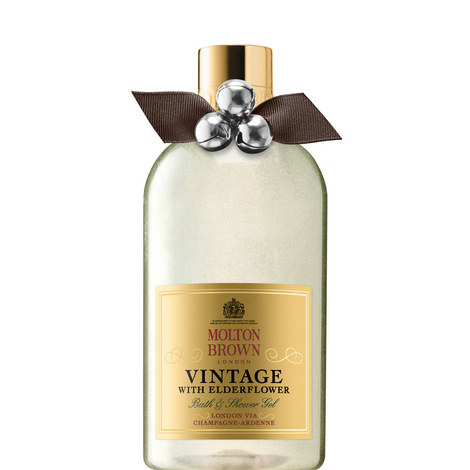 Vintage with Elderflower Bath & Shower Gel 300ml, ${color}