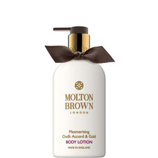 Mesmerising Oudh Accord & Gold Body Lotion Christmas Edition 300ml