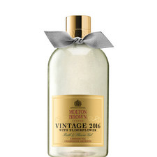 Vintage 2016 With Elderflower Bath & Shower Gel 300ml