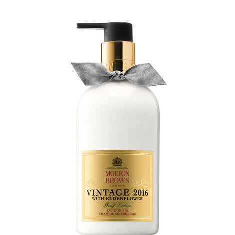Vintage 2016 With Elderflower Body Lotion 300ml, ${color}
