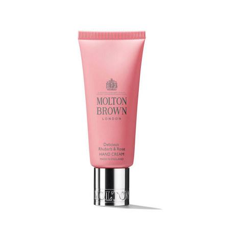 Rhubarb & Rose Hand Cream, ${color}