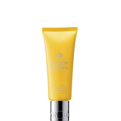 Comice Pear & Wild Honey Hand Cream 40ml, ${color}