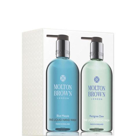 Blue Maquis & Pettigree Dew Hand Wash Set, ${color}