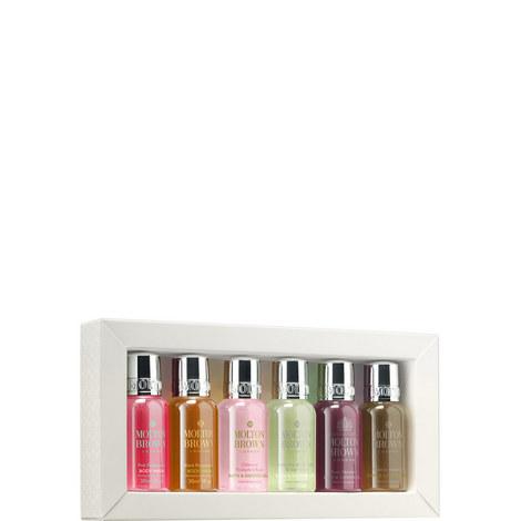 Indulgent Bestsellers Bath & Shower Gel Collection, ${color}