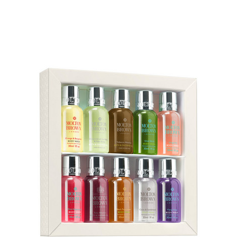 Signature Scents Mini Bath & Shower Gel Collection, ${color}