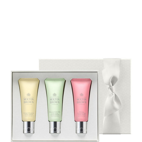 Spring Signatures Hand Cream Gift Trio, ${color}