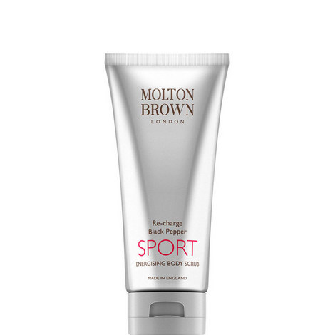 Re-Charge Black Pepper SPORT Energising Body Scrub 200ml, ${color}