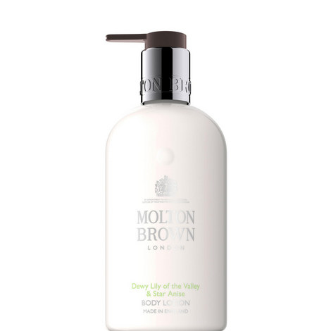 Dewy Lily of the Valley & Star Anise Body Lotion, ${color}