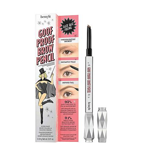 Goof Proof Eyebrow Pencil, ${color}