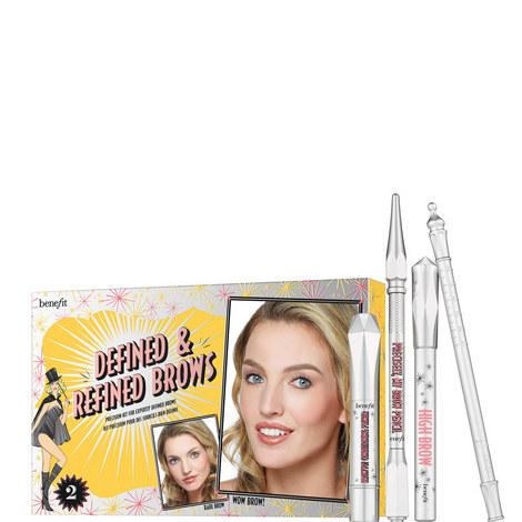 Define & Refine Brow Kit, ${color}